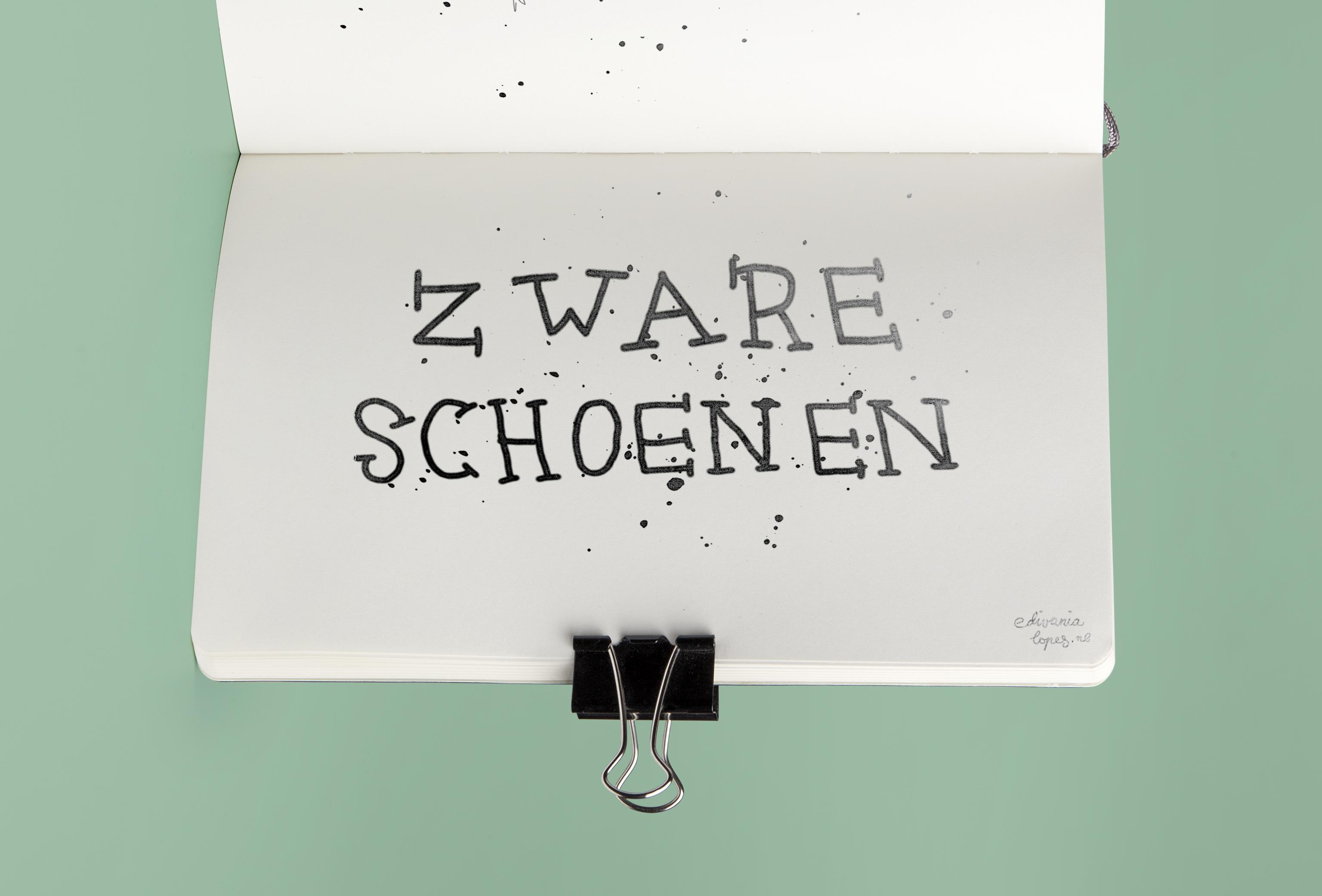 Indrukken: Zware Schoenen - EdivaniaLopes.nl
